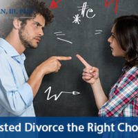 Florida Uncontested Divorce