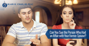 Alienation of Affection Lawsuit in Florida | Tampa Divorce